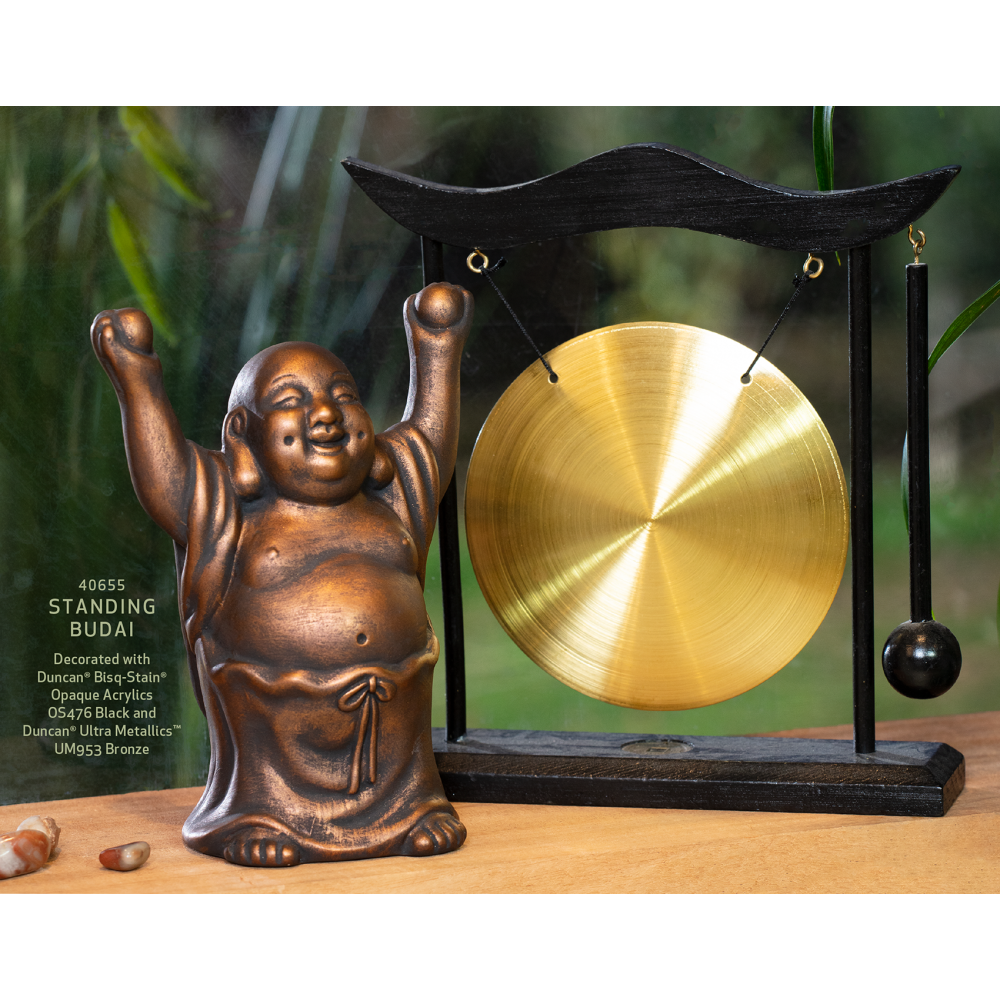 Standing Budai - Case of 6