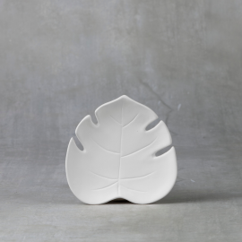 Monstera Leaf Trinket Dish