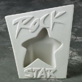 Rock Star Picture Frame