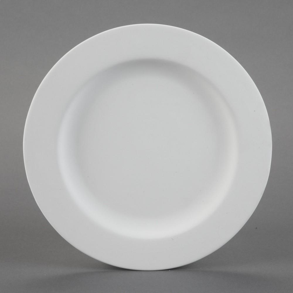 Rimmed Dinner Plate - Case of 12