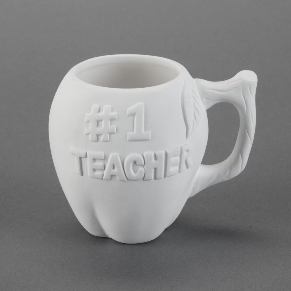 Apple Teacher Mug - Case of 6