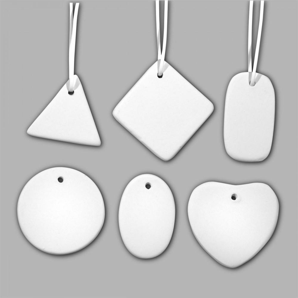 Medallions Kit 25 x 6 Designs (150 Pcs)- Case of 1