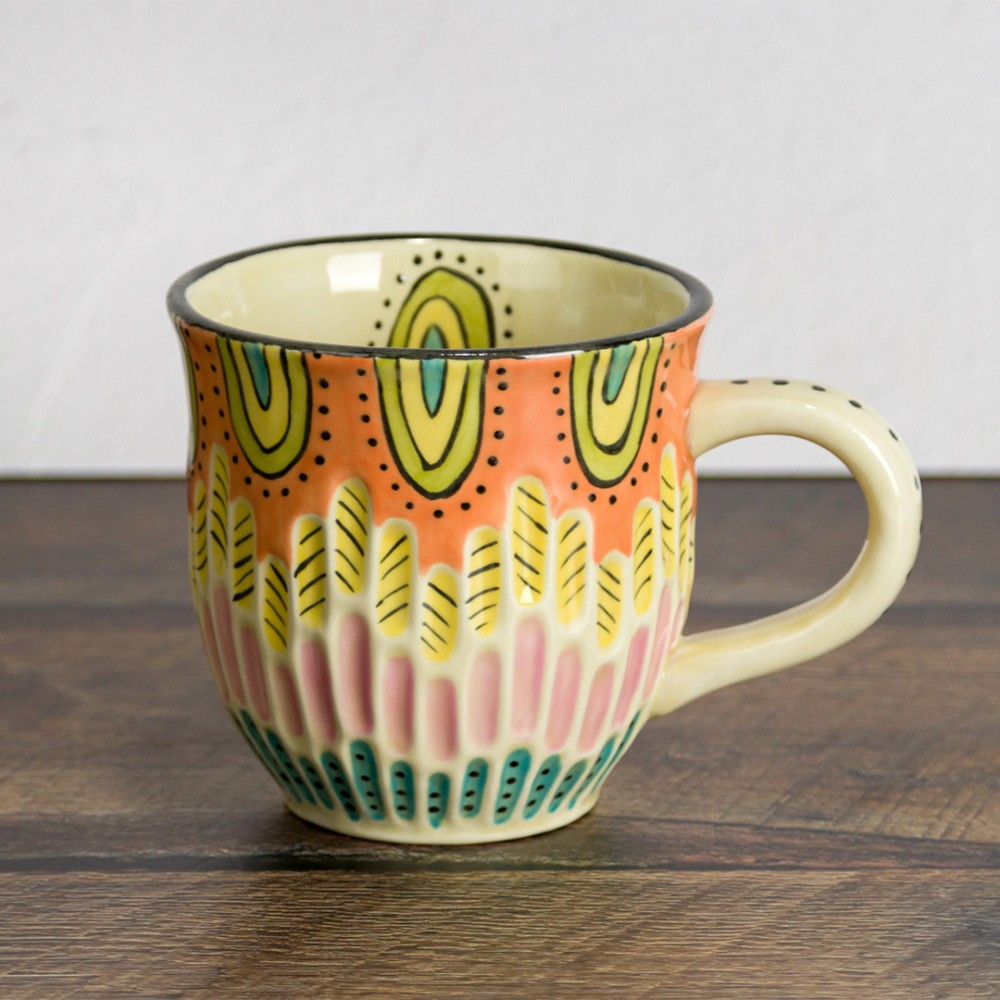 Fluted Mug - Case of 6