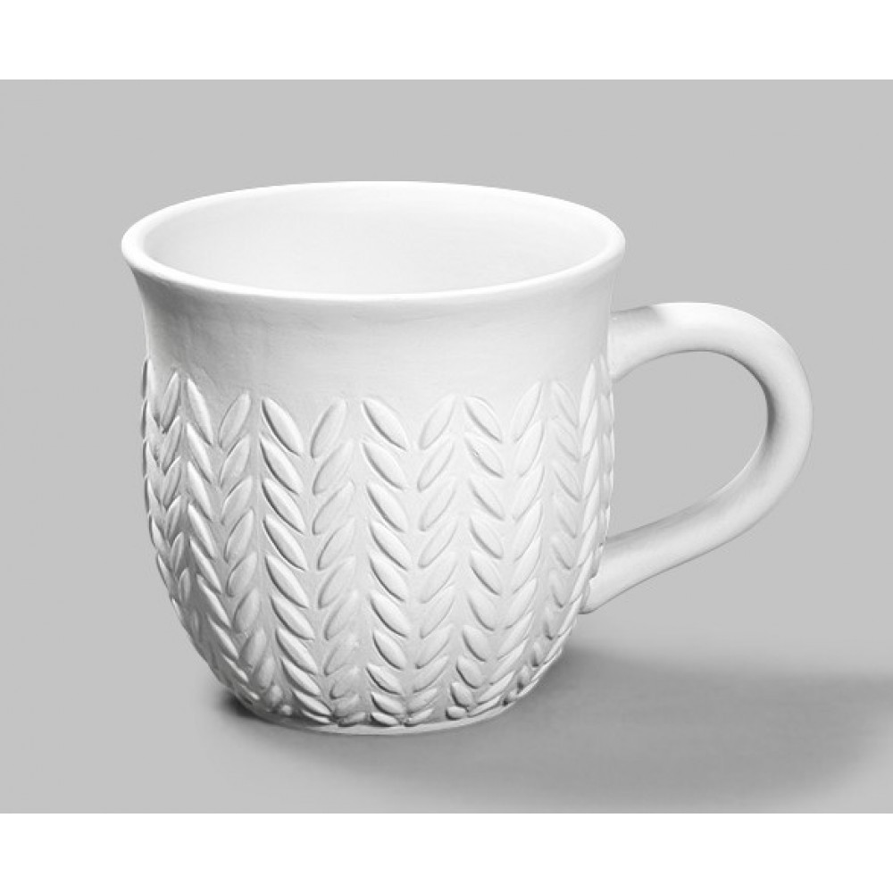 Stitched Mug - Case of 6