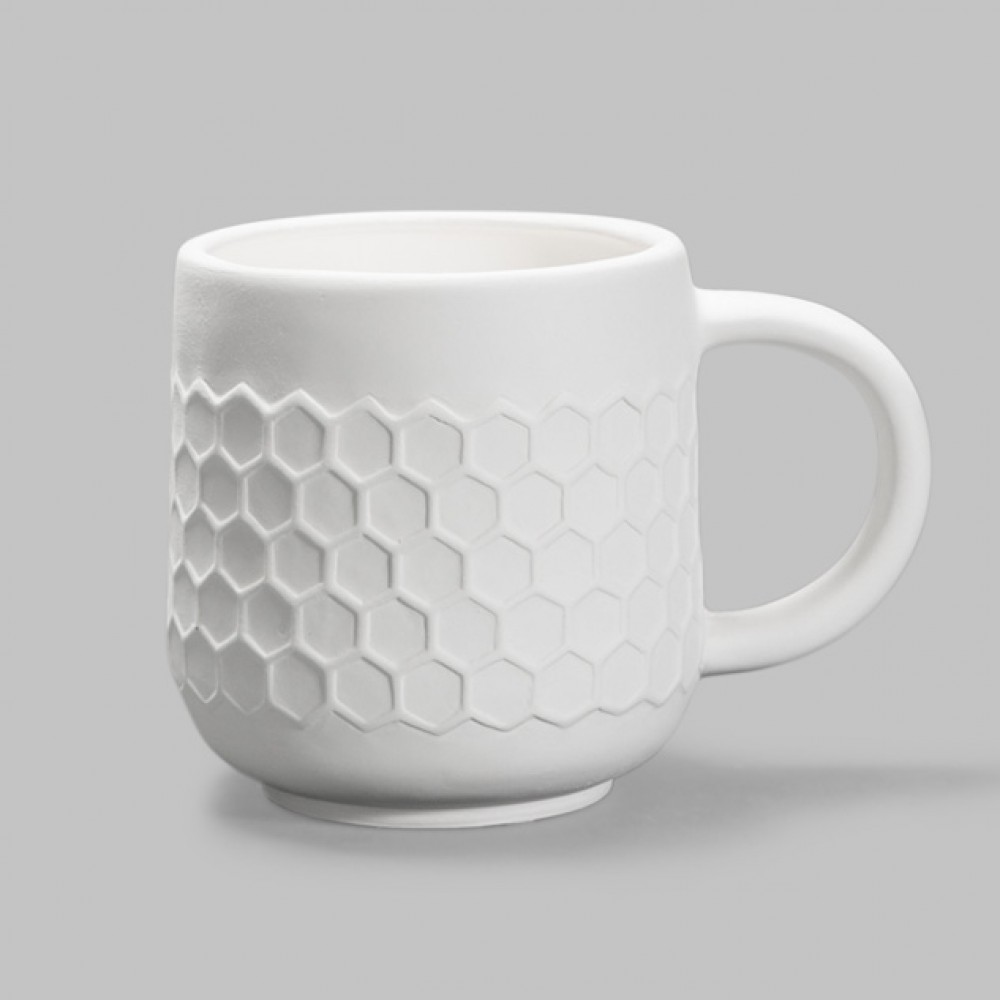 Honeycomb Mug - Case of 6