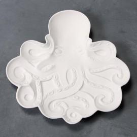 Octopus Dish - Case of 6