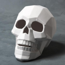 Faceted Skull - Case of 4