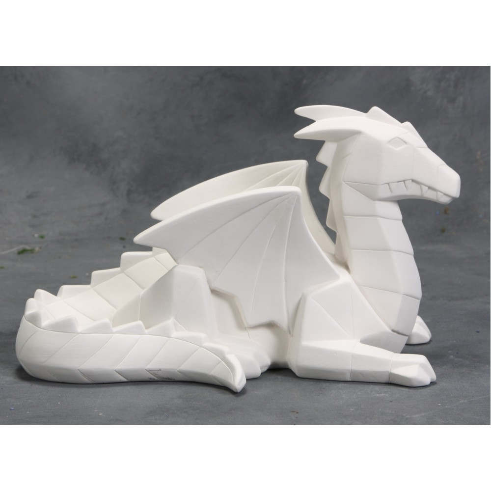 Faceted Dragon - ​Case of 4