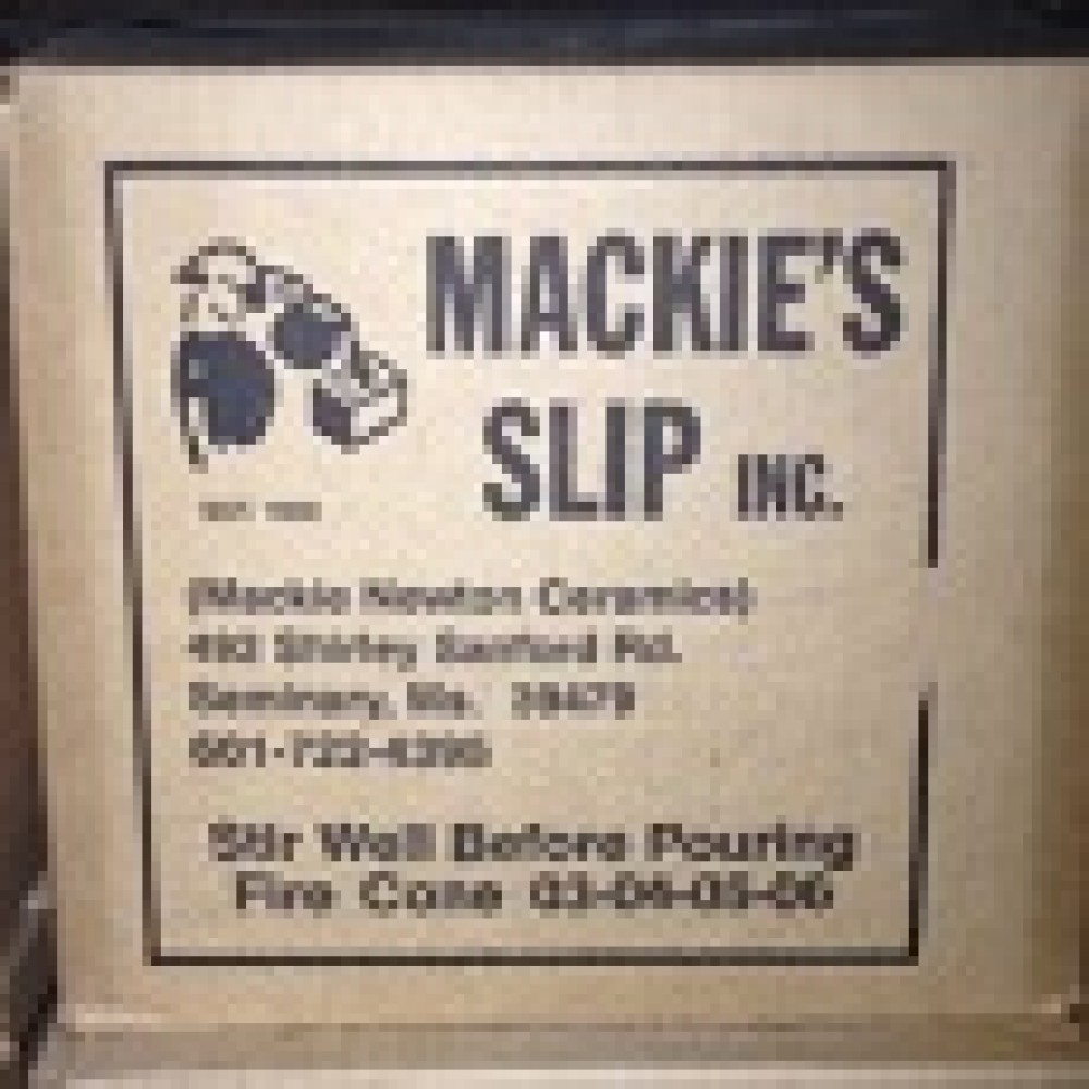 Mackie Low - Fire Casting Slip 2 Gallon Box