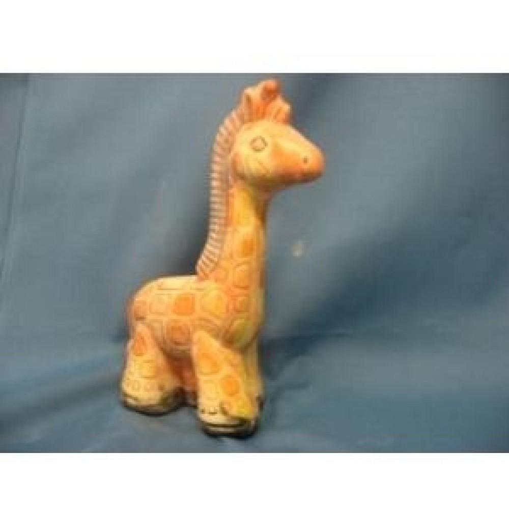 African Giraffe- Case of 3