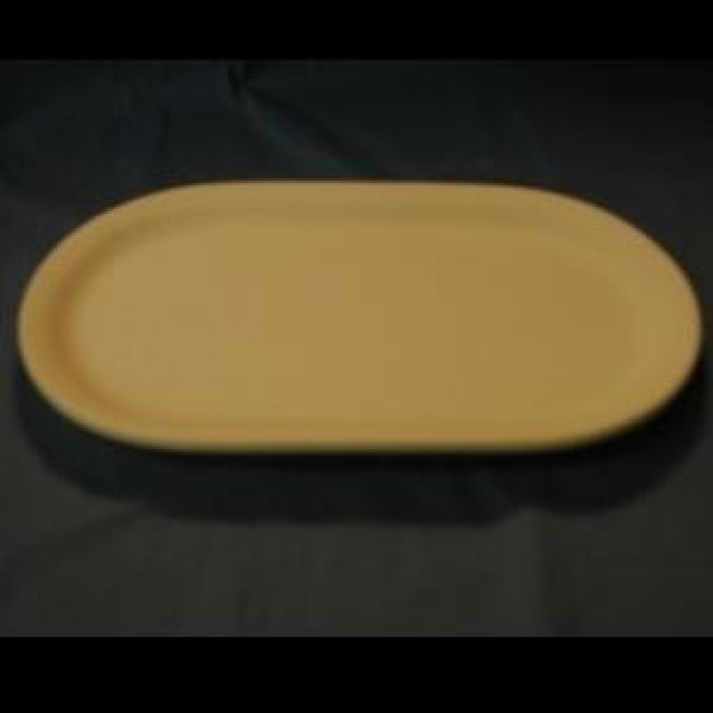 Oval Snack Plate