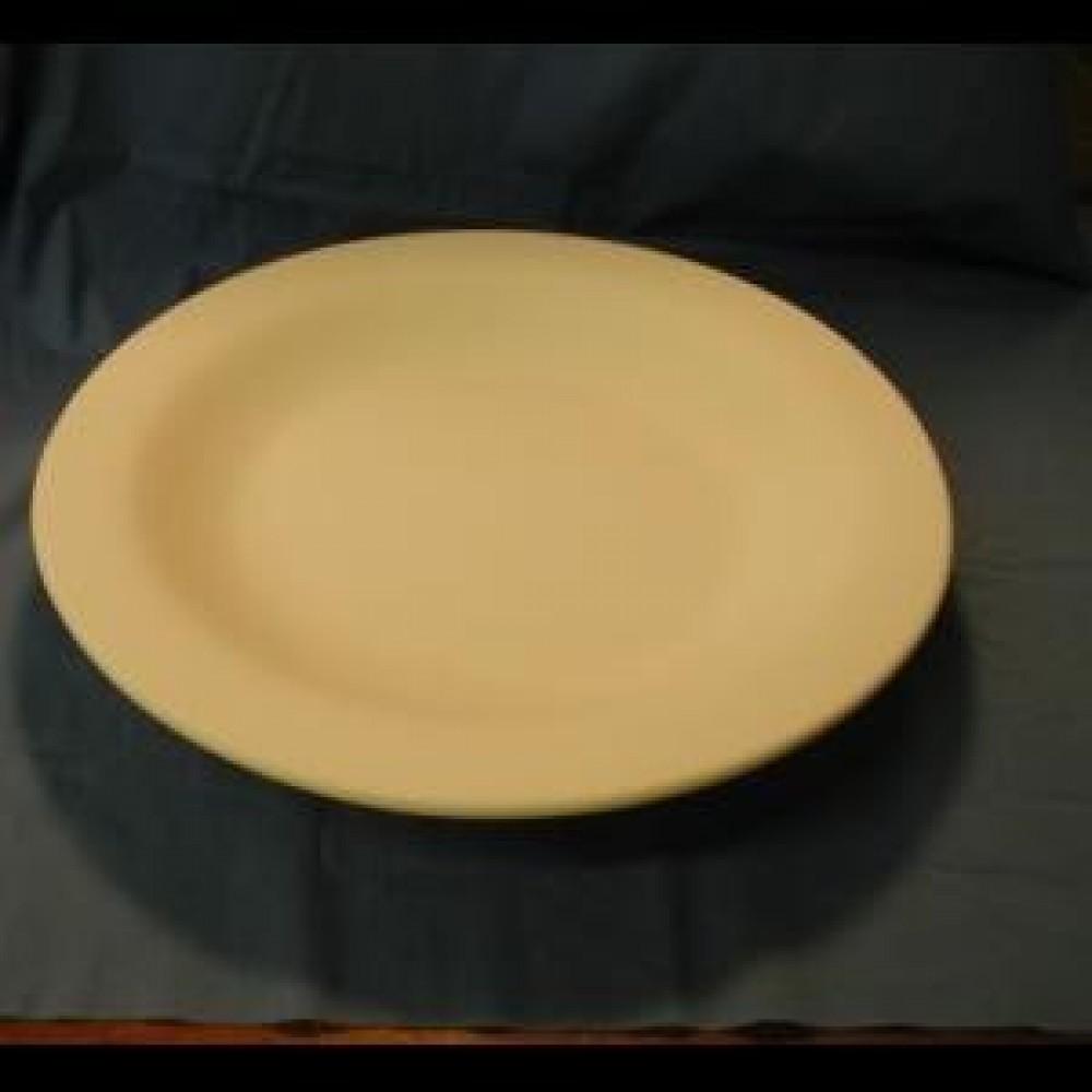 Round Rim Platter- Case of 6